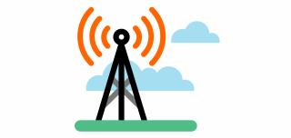 Les réseaux mobiles sur la commune