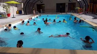 La piscine Communautaire de Pont de Labeaume