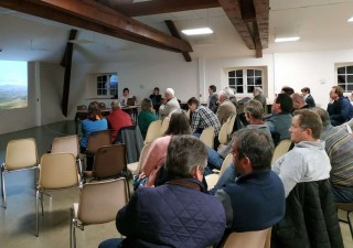 Point d'avancement sur le Plan Local d'Urbanisme intercommunal (PLUi)