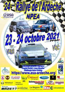 Rallye-Ardeche-2021-affiche